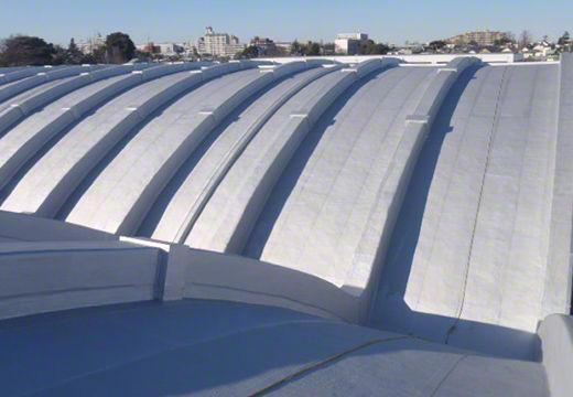屋根防水改修工事