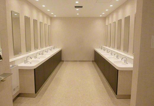 トイレ内装リニューアル工事