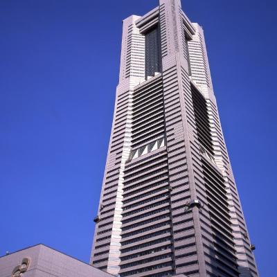 横浜ランドマークタワー(展望フロア スカイガーデン)